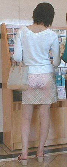 просвечивающаяся одежда в японии фото