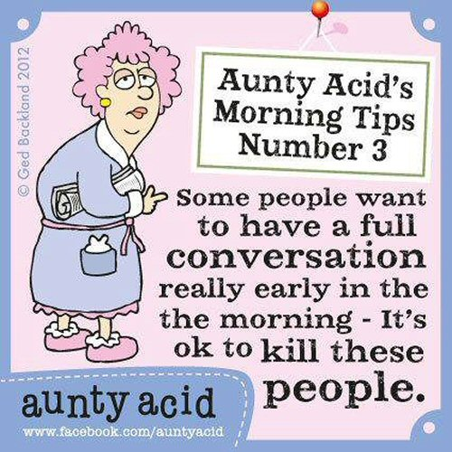 Aunty Acid Family Quotes. QuotesGram